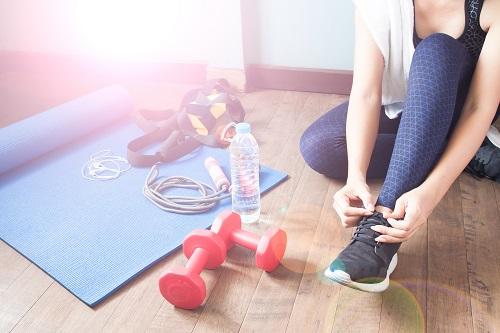 boutique de fitness en ligne